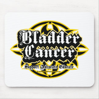 Bladder Cancer Tribal Mouse Pad
