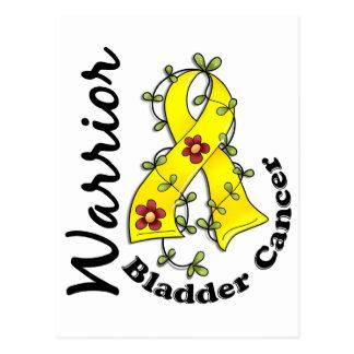Bladder Cancer Warrior 15 Postcard