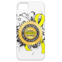 Bladder Cancer Warrior 23 iPhone SE/5/5s Case