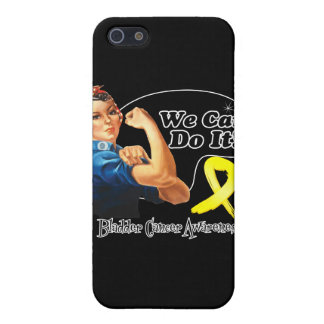 Bladder Cancer We Can Do It Rosie The Riveter iPhone 5 Cases