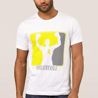 Bladder Cancer Winning Survivor Tee Shirt