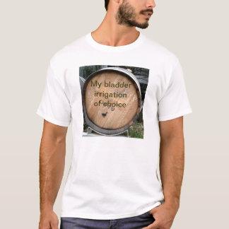 Bladder Irrigation of Choice T-Shirt