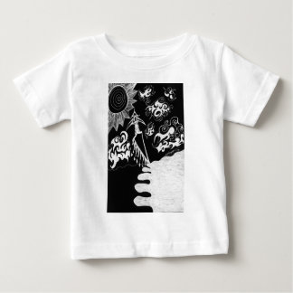 Blade of Destiny Inverted Baby T-Shirt