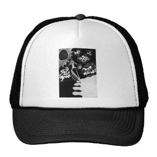 Blade of Destiny Inverted Trucker Hat
