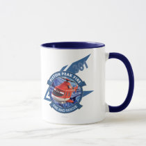 Blade Ranger Badge Mug
