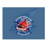 Blade Ranger Badge Postcards