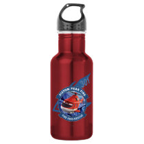 Blade Ranger Badge Water Bottle