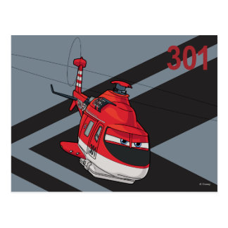 Blade Ranger Character Art Postcard