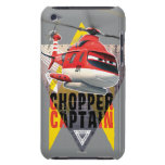 Blade Ranger Chopper Captain Barely There iPod Cases