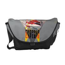Blade Ranger Chopper Captain Courier Bag at Zazzle