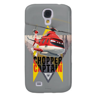 Blade Ranger Chopper Captain Galaxy S4 Case