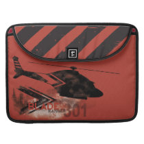 Blade Ranger Graphic MacBook Pro Sleeve
