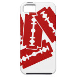 Blade_red.png iPhone 5 Cases
