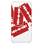 Blade_red.png iPhone 5C Cover
