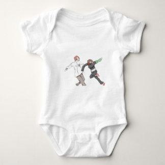Blade VS Hayden Baby Bodysuit