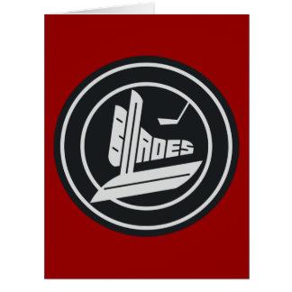 Blades Card