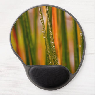 Blades of grass gel mouse pad
