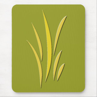 BLADES OF GRASS MOUSE PAD
