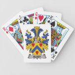 Bladt Family Crest Poker Deck