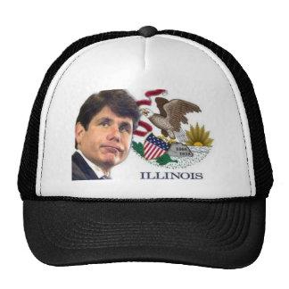 Blago Illinois Gorros Bordados