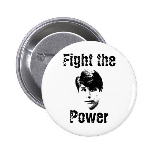 Blago-Lucha el poder Pin