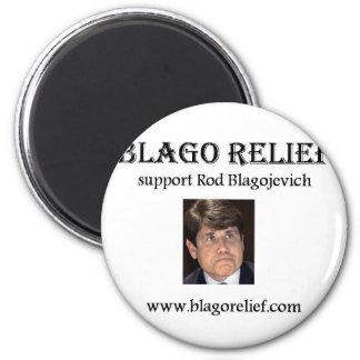 Blago Relief 2 Inch Round Magnet