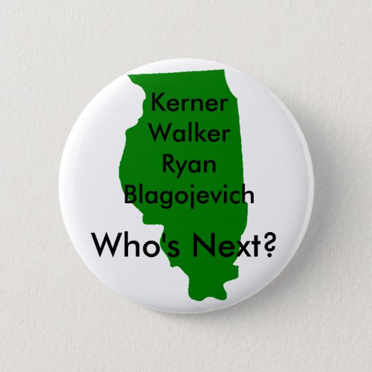 Blagojevich, Who's Next? Button