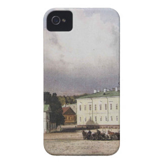 Blagoveschensky Cathedral and Province Gymnasia Case-Mate iPhone 4 Case
