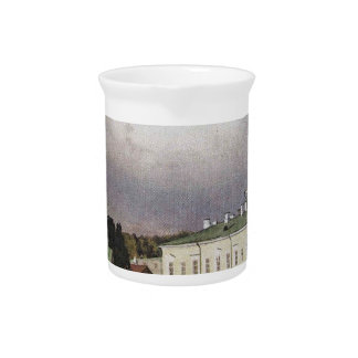Blagoveschensky Cathedral and Province Gymnasia Drink Pitcher