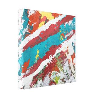 Blah Blah Blah 12 x 12 Wrapped Canvas