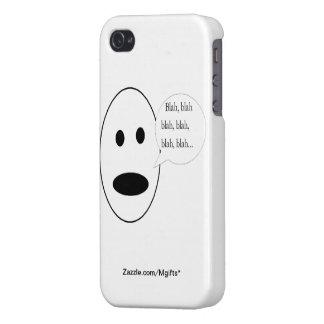 Blah, Blah, Blah... Case For iPhone 4