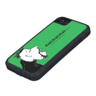 blah,blah,blah...... iPhone SE/5/5s case