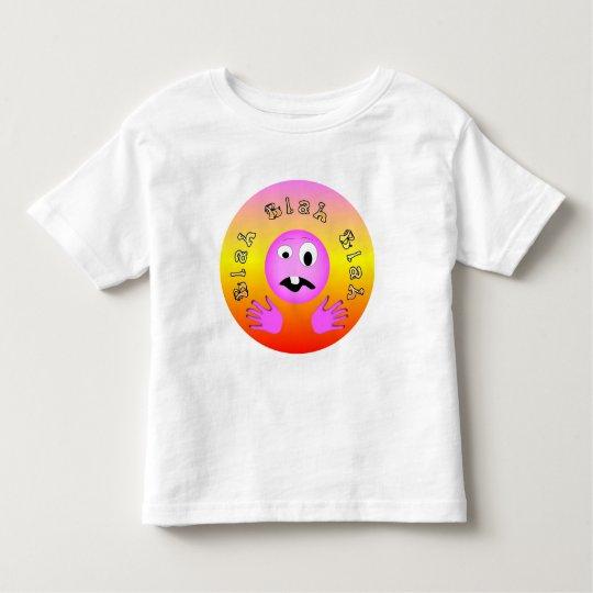 Blah Blah Blah Toddler T-shirt