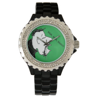 blah,blah,blah...... wrist watch