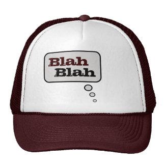 Blah Blah Thinking Bubble Hat