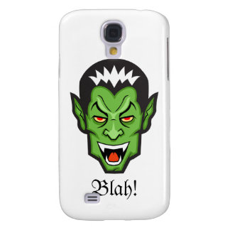 Blah Galaxy S4 Case