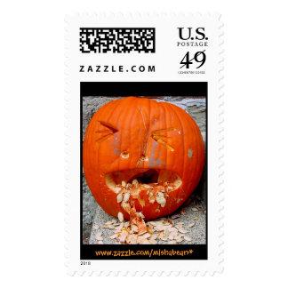 """""""Blah!"""" - postage stamp Stamp"""