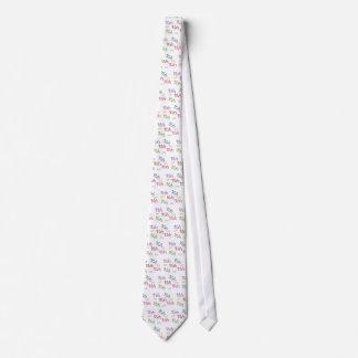 Blah tie