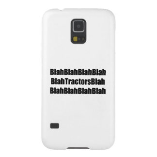 Blah Tractor Blah Tractor Gifts By Gear4gearheads Galaxy S5 Case