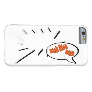 BlahBlahBlah. Funda De iPhone 6 Barely There