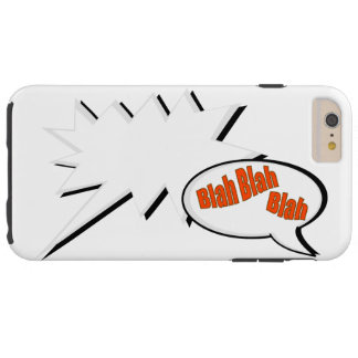 BlahBlahBlah. Funda Para iPhone 6 Plus Tough