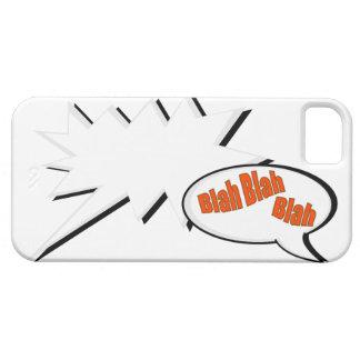 BlahBlahBlah. iPhone 5 Carcasa
