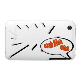 BlahBlahBlah. iPhone 3 Protectores