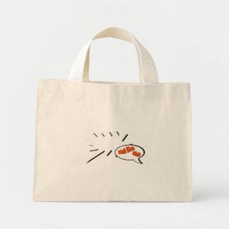 BlahBlahBlah. Mini Tote Bag