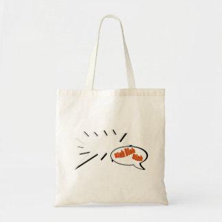 BlahBlahBlah. Tote Bag
