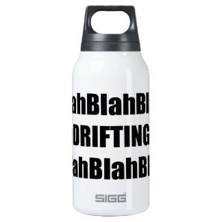 Blahdriftingblah Botella Isotérmica De Agua