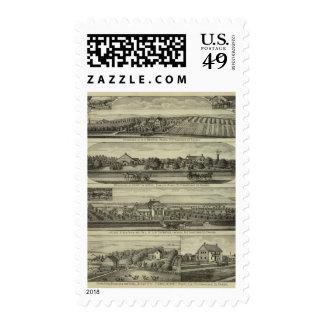 Blaine, Kansas Stamps