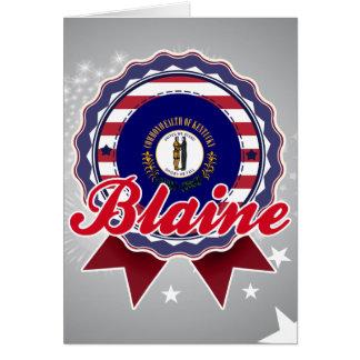 Blaine, KY Cards