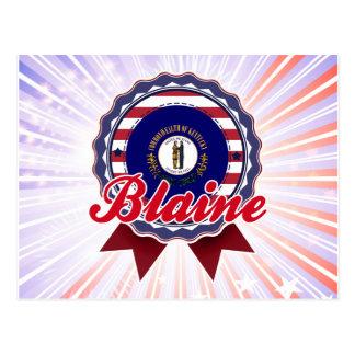 Blaine, KY Post Card