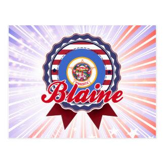 Blaine, MN Postcard